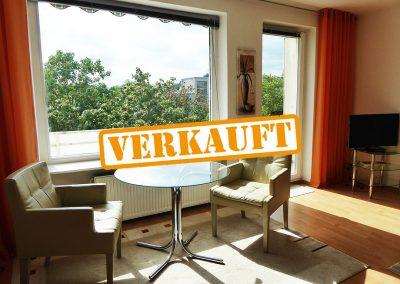Top-Lage Steglitz // charmantes sonniges Apartment mit großem Südbalkon