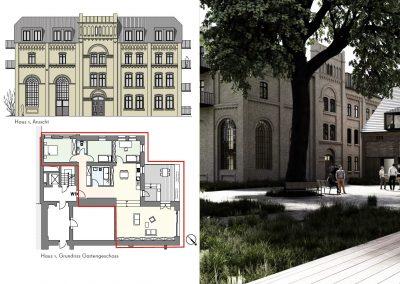 In Hanglage: Sonnige Vierzimmerwohnung mit großer Süd-West-Terrasse