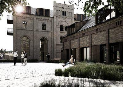 Baugruppe Alte Brauerei Templin - Planung