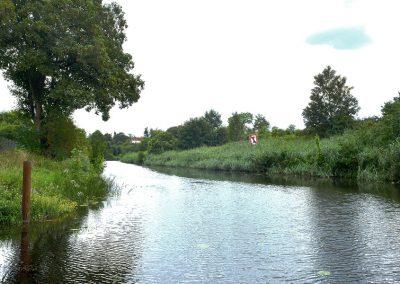 Baugruppe Alte Brauerei Templin - direkte Lage am Kanal