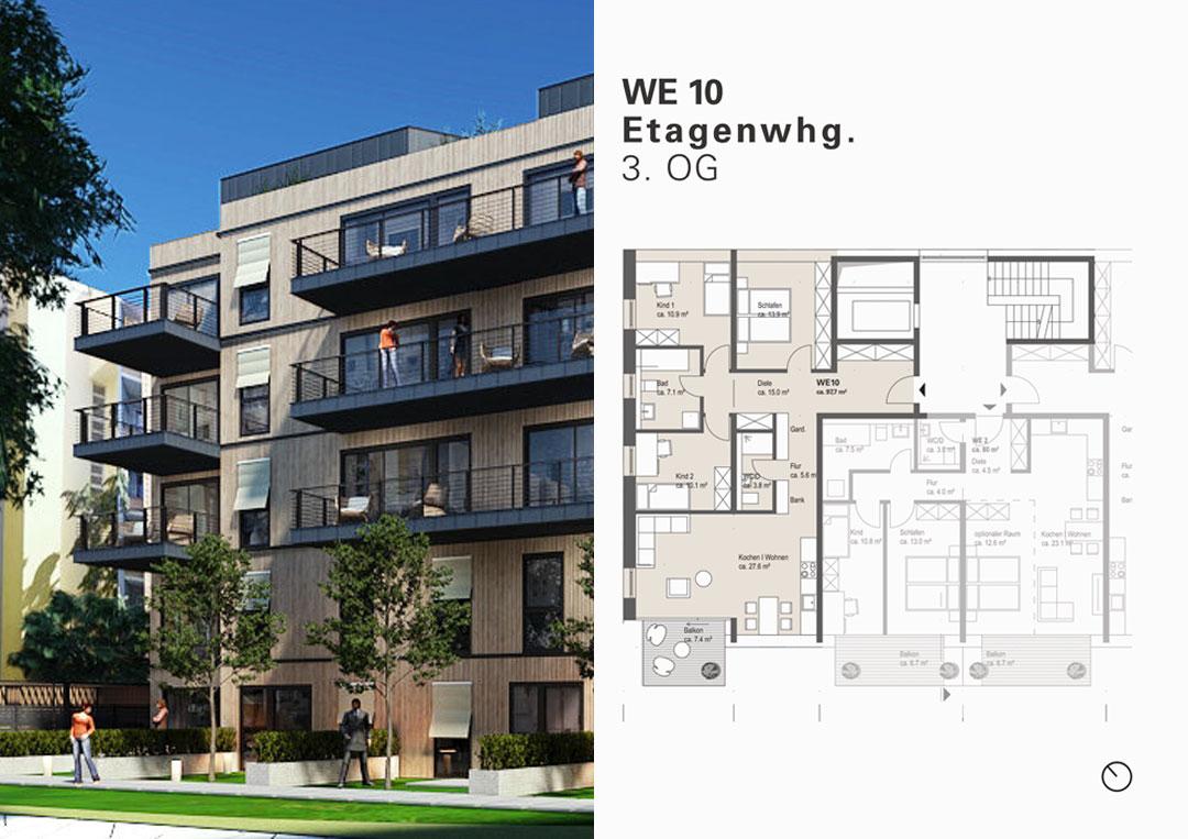 Baugruppe Schulstraße - WE10