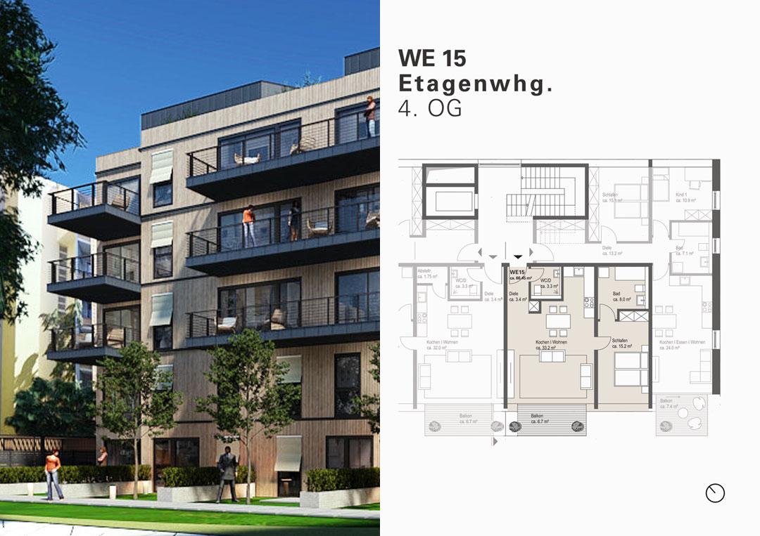 Baugruppe Schulstraße - WE15