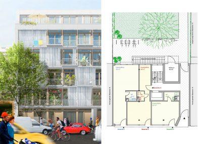 Gewerbeflächen – mit 1 – 2 Räumen